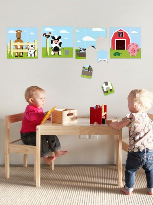 Kinderzimmer Wandtattoo - 25 wundervolle Wandsticker für Ihre Wanddeko