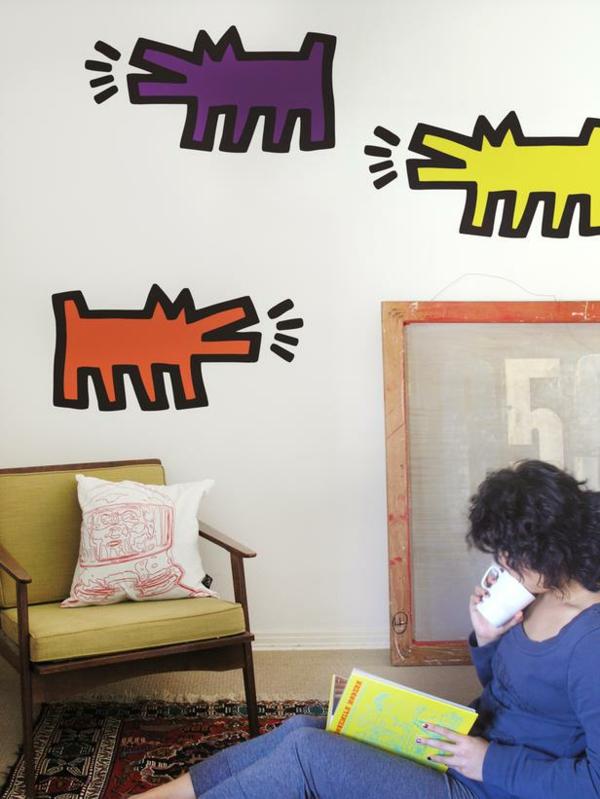 kinderzimmer wandtattoo 25 wundervolle wandsticker f r ihre wanddeko. Black Bedroom Furniture Sets. Home Design Ideas