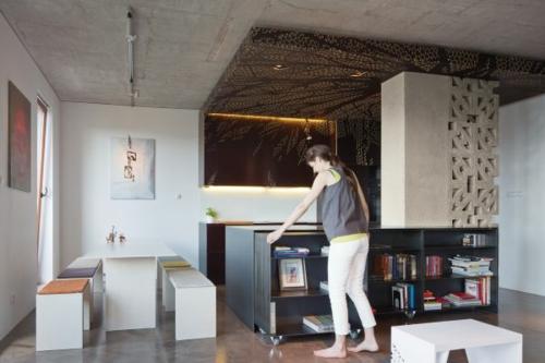 Klappbare Möbel Für Die Kleine Wohnung Architektur Studenten