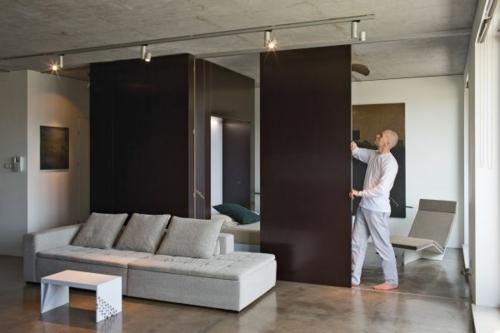 platzsparende klappbare m bel f r die kleine wohnung. Black Bedroom Furniture Sets. Home Design Ideas