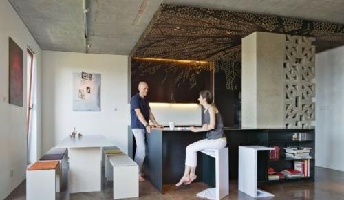 Platzsparende, Klappbare Möbel Für Die Kleine Wohnung ...