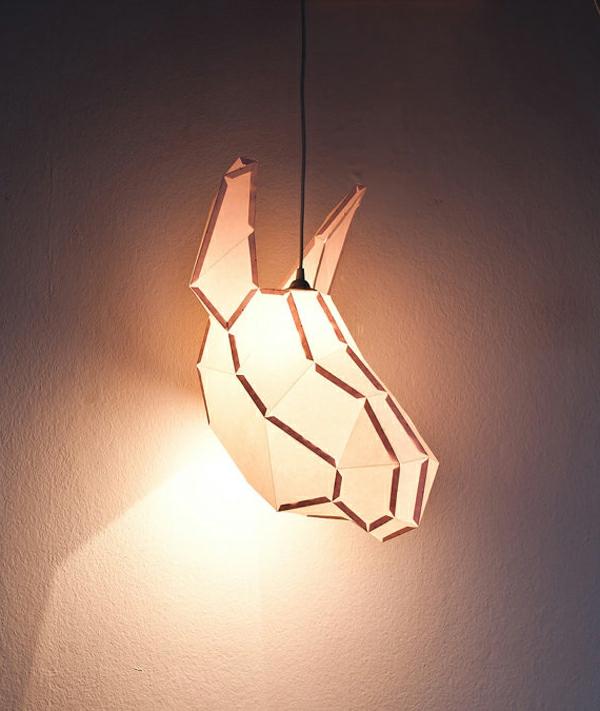 lampenschirm design hängelampe in Esel form