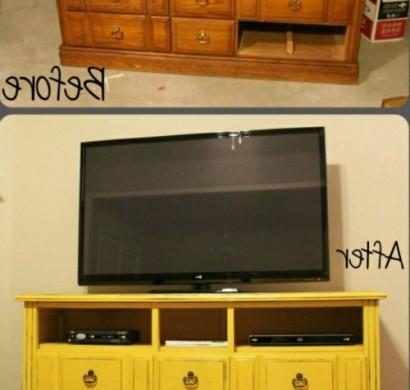 Wohnideen Selfmade wohnideen selfmade wohnwand mit licht mehr tv schrank holz cool