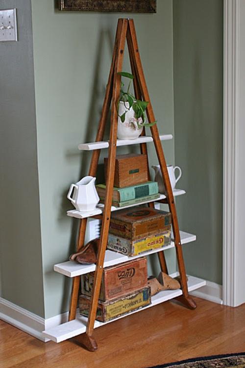 praktische DIY Wohnideen für Ihr Zuhause regale freistehend
