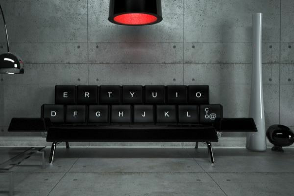 qwerty sofa industriestil interior