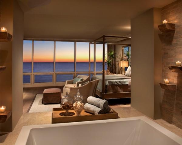 romantisches bad einrichten wertvolle tipps und einrichtungsideen. Black Bedroom Furniture Sets. Home Design Ideas