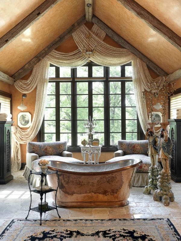 Badezimmer Kolonialstil romantisches bad einrichten wertvolle tipps und einrichtungsideen
