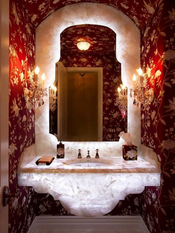 Romantisches Bad Einrichten - Wertvolle Tipps Und Einrichtungsideen Badezimmer Romantisch