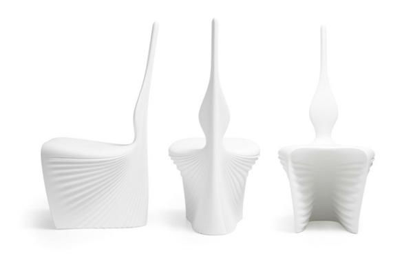 Stuhl Design Von Allen Seiten