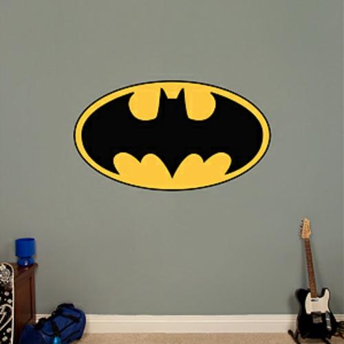 superhelden deko versch nern sie ihre w nde mit ihren superheros. Black Bedroom Furniture Sets. Home Design Ideas