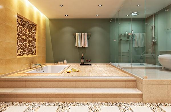 Traumbad 10 Stilvolle Badeirichtungsideen F R Sie