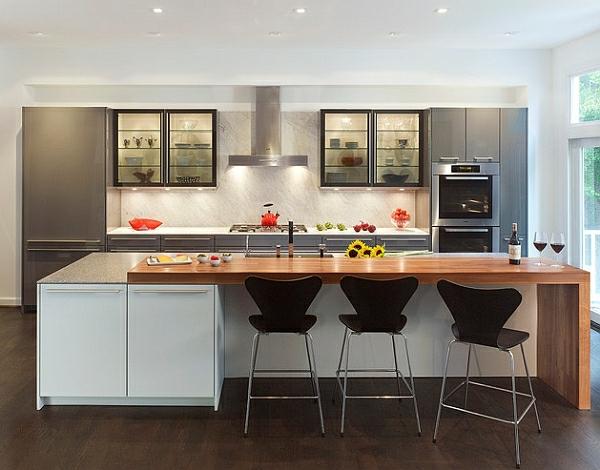 56 trendy Barhocker und Küchenhocker, die Ihre moderne Küche ...