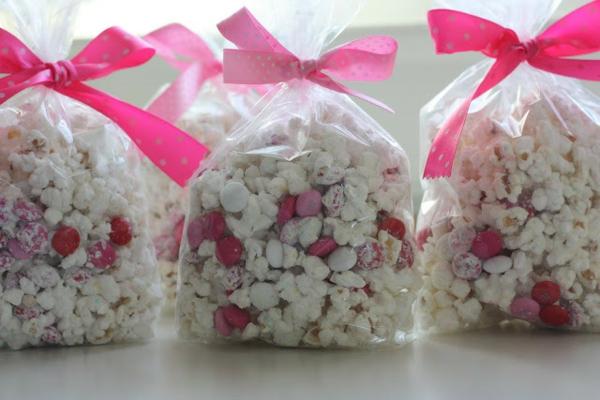 valentinstag geschenke selber machen süße tüten