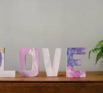 DIY Valentinstag Ideen für Ihre romantische Dekoration