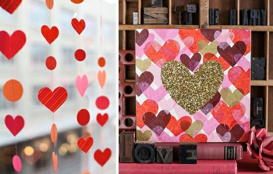 valentinstag ideen windspiele und bild