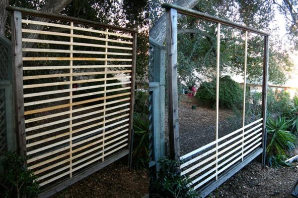 17004720170213_sichtschutz douglasie selber bauen – filout, Gartenarbeit
