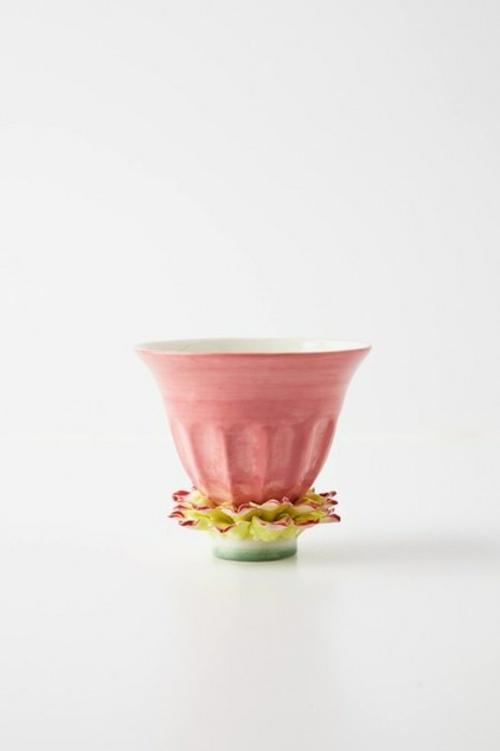wohn accessoires nussschale in rosa