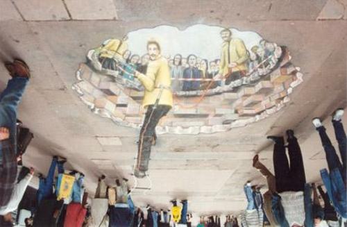wunderlich street art englisch belgium design idee straßenkunst