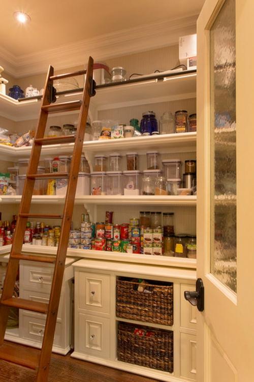 Bilder Einrichtungsideen gläser küchen treppe