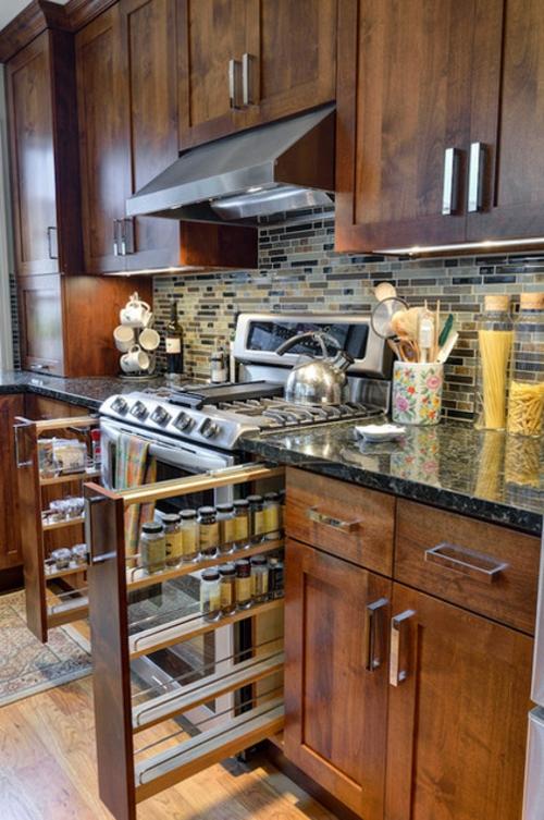 Bilder mit Einrichtungsideen küche küchenrückwand