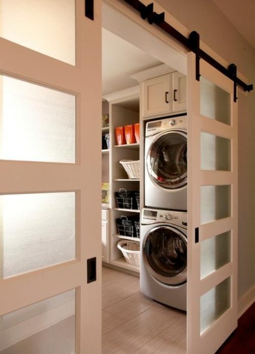 Bilder mit Einrichtungsideen waschküche waschmaschine