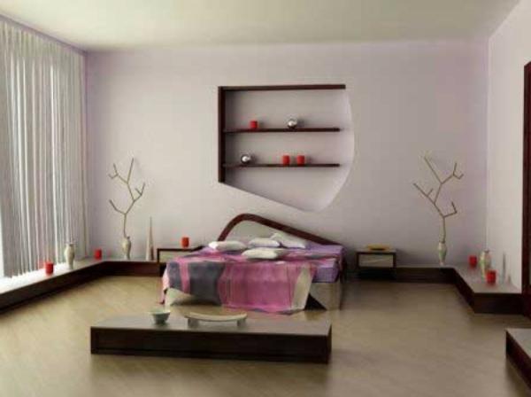 Das Schlafzimmer komplett gestalten natur holz