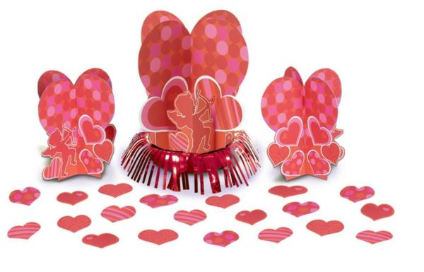 Dekoideen zum Valentinstag hingucker