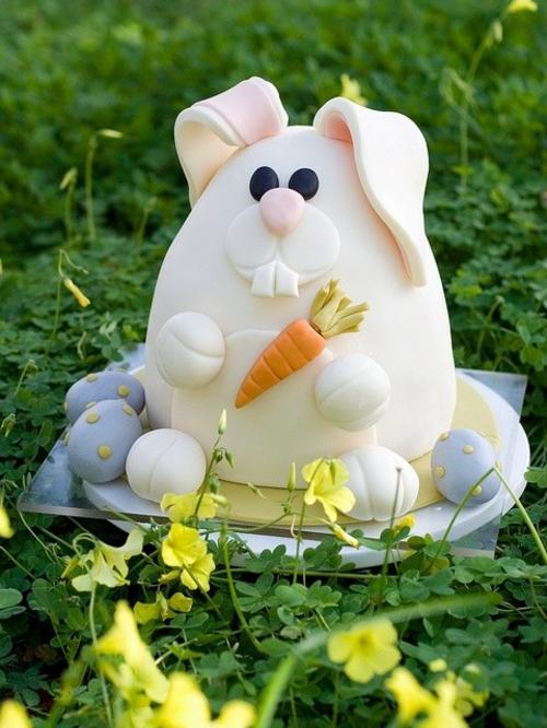 Die erzählung vom Osterhasen süß zucker