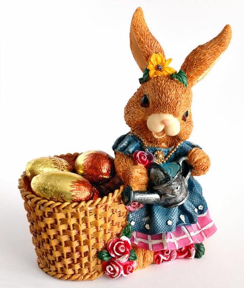 Die geschichte vom Osterhasen tradition