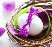 Eierhalter und Ständer zu Ostern basteln
