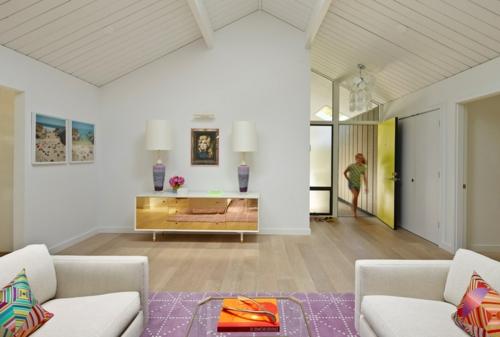 Sideboards & Kommoden für Wohnzimmer tischlampe bodenbelag holz