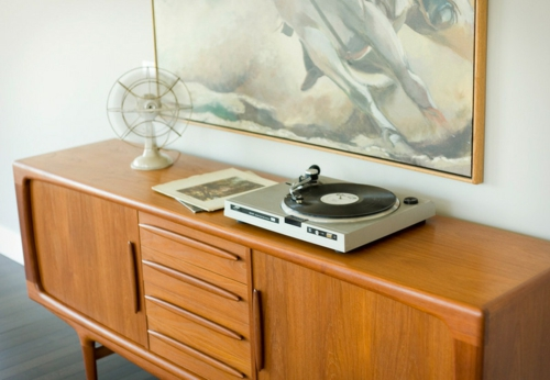 Einrichtungsideen Sideboards & Kommoden für Wohnzimmer modern