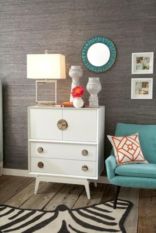 Sideboards & Kommoden für Wohnzimmer weiß oberfläche