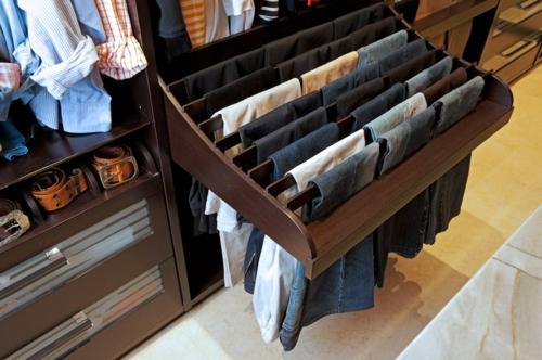 Einrichtungsideen für Wandschrank ankleideraum modern trends
