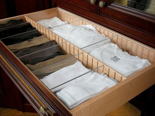 Einrichtungsideen Wandschrank kleider stauraum fläche