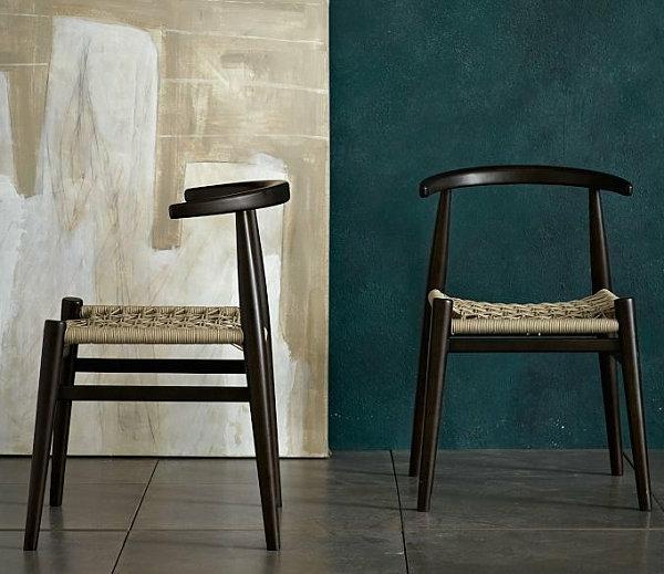 Inspiration und einrichtungsideen f r kleine h tten for Holzstuhl modern