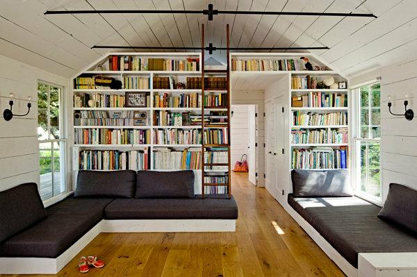 Einrichtungsideen für kleine Hütten wohnzimmer klein haus