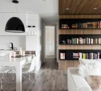 15 Einrichtungsideen für offene Räume – Wie man ein Zimmer ohne Wände gestalten kann