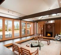 15 einrichtungsideen für offene räume -einen raum ohne wände gestalten - Offenes Wohnzimmer Gestalten