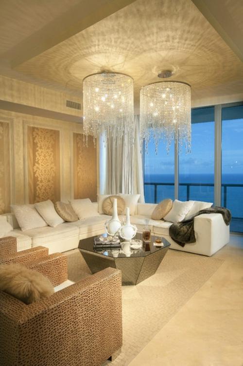 offenes wohnzimmer gestalten: Einrichtungsideen für offene Räume ...