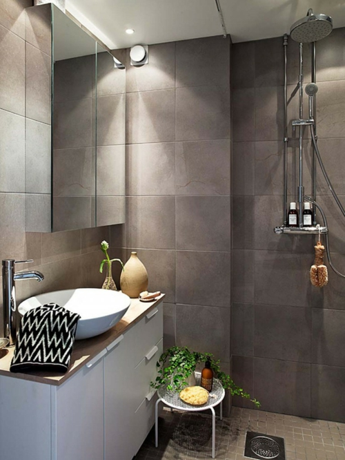 Einrichtungsideen für schwedische Wohndeko badezimmer