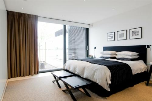 Einrichtungsideen für schwedische Wohndeko schlafzimmer