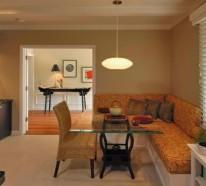 Esstisch mit Stühlen in der Küche – Gemütliche Essecke gestalten
