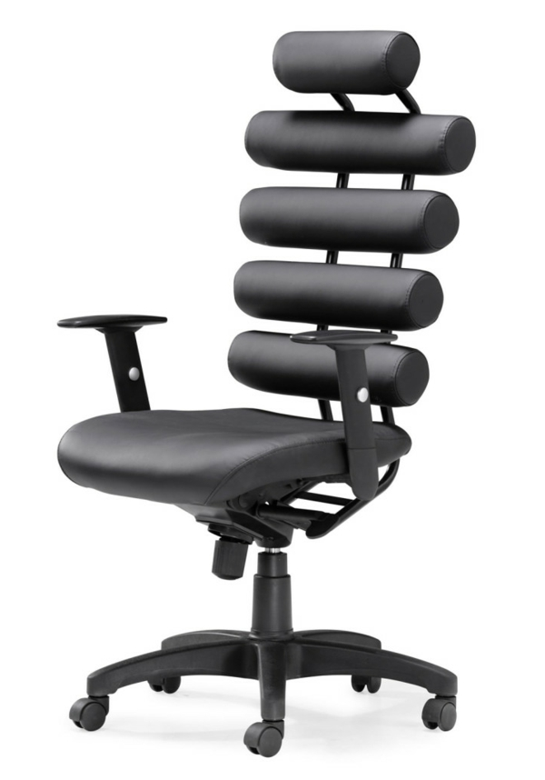 Bürostühle und Bürosessel schwarz interessant ergonomisch