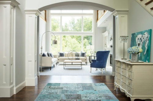 Innenarchitekt design wohnzimmer samt sessel