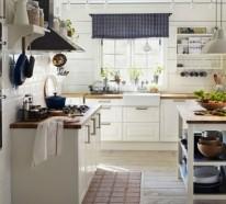 Küche im Landhausstil gestalten