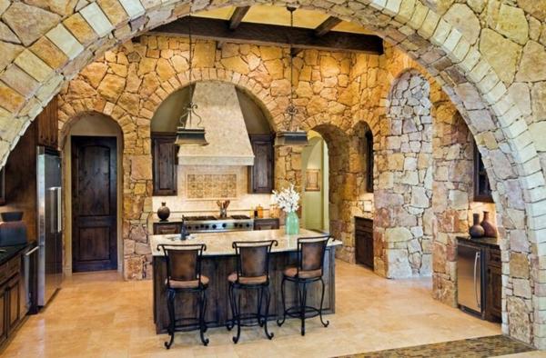 Küchen-Designs-mit-Naturstein-gestaltet-wandgestaltung