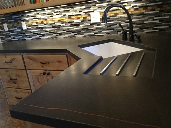 arbeitsplatte passend wohnstil küchenrückwand fliesen Küchen