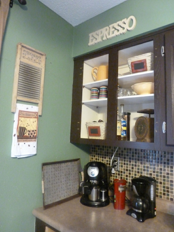 Kitchen Coffee Bar Images