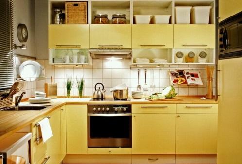 Leuchtende Gelbe Kuchen Holen Sie Die Sonne Ins Haus